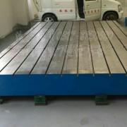 T型槽平台单件可做多大?4*9米可以吗