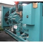 越秀区沃而沃发电机回收,广州发电机回收公司