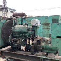 深圳废旧发电机回收,深圳卡特彼勒发电机回收