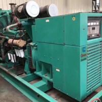 深圳二手发电机回收,深圳船用发电机回收